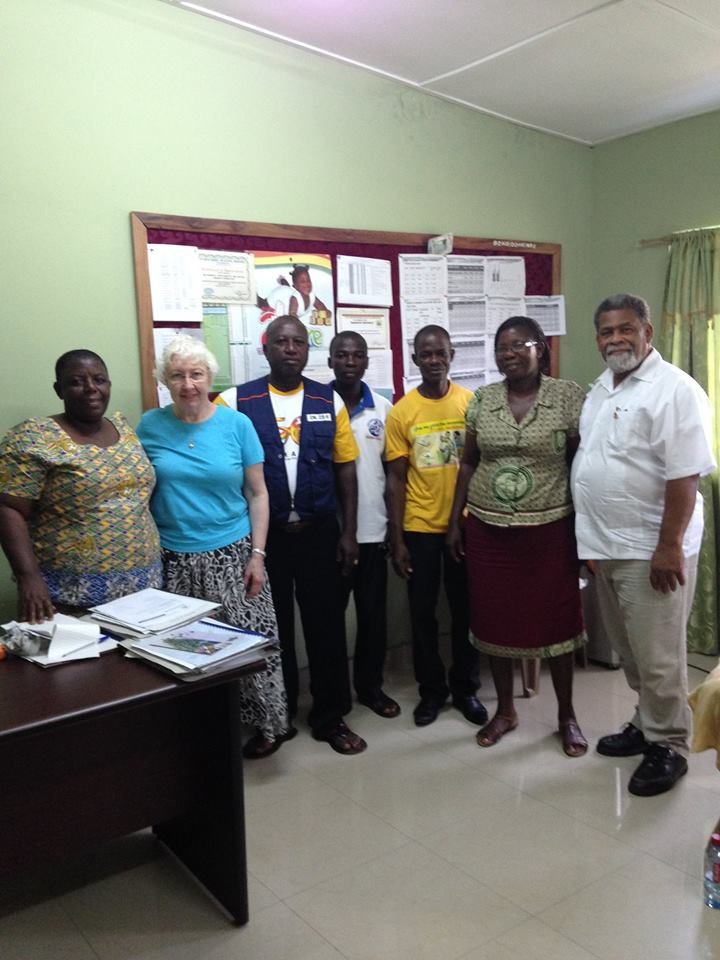 Ghana mission work brings health and medical supplies to rural Africa